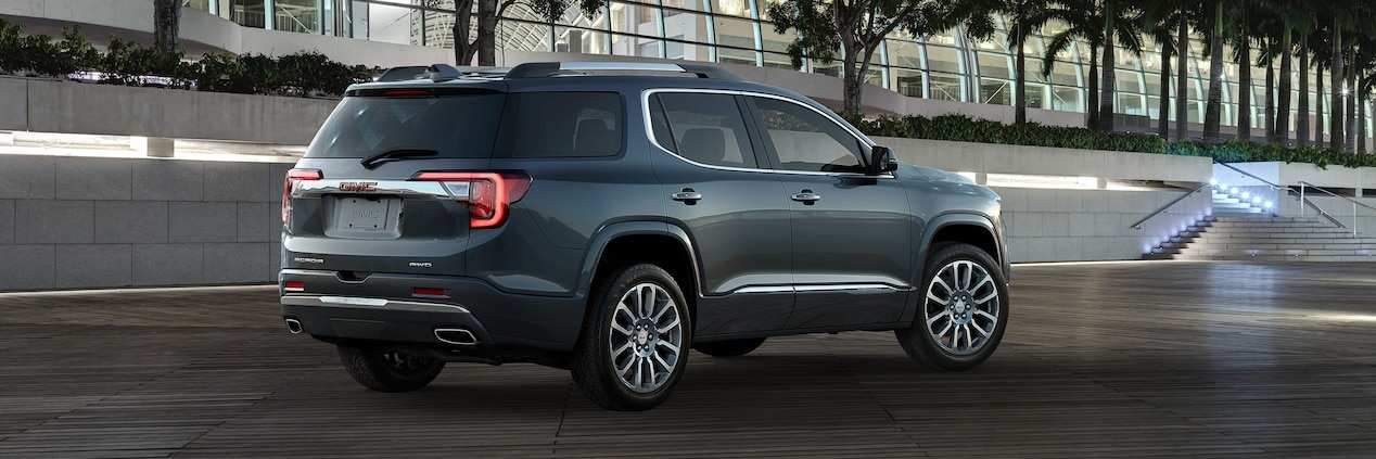 82 Concept of 2020 Gmc Acadia Length Specs with 2020 Gmc Acadia Length