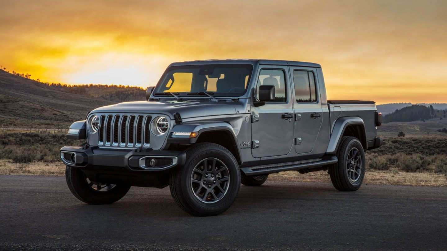 82 Concept of 2020 Jeep Gladiator Video History by 2020 Jeep Gladiator Video