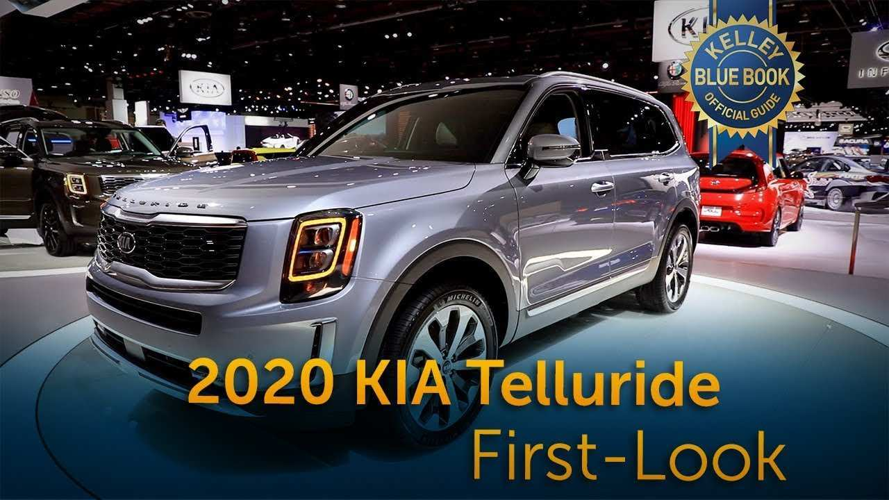 82 Concept of 2020 Kia Telluride Brochure First Drive by 2020 Kia Telluride Brochure