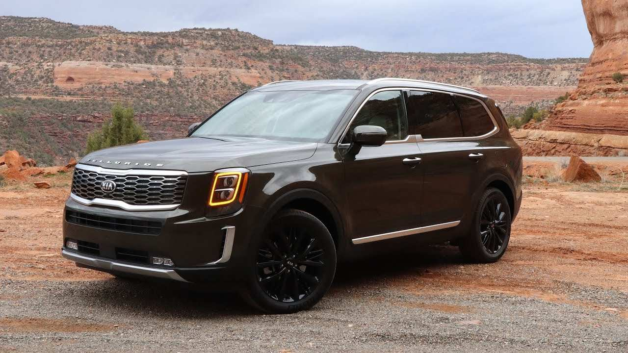 82 Concept of 2020 Kia Telluride Mpg Engine with 2020 Kia Telluride Mpg
