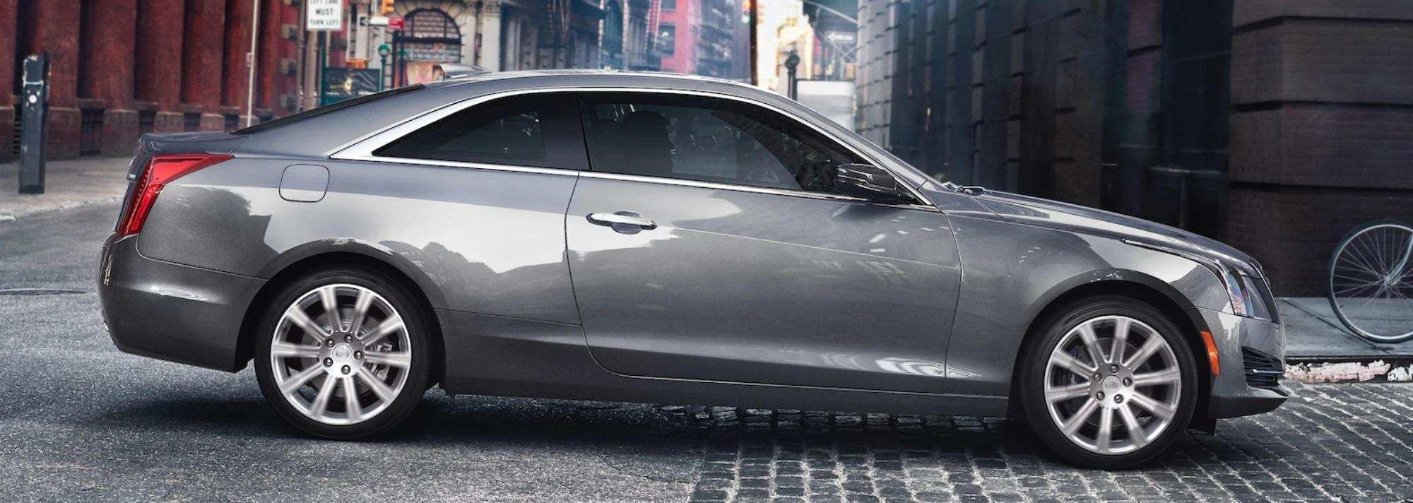 82 Concept of Cadillac Ats Coupe 2020 Picture for Cadillac Ats Coupe 2020