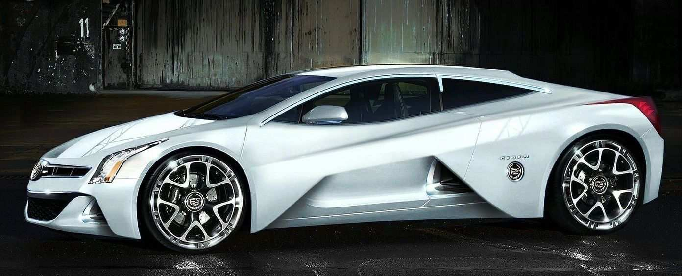 82 Concept of Cadillac Supercar 2020 Research New by Cadillac Supercar 2020