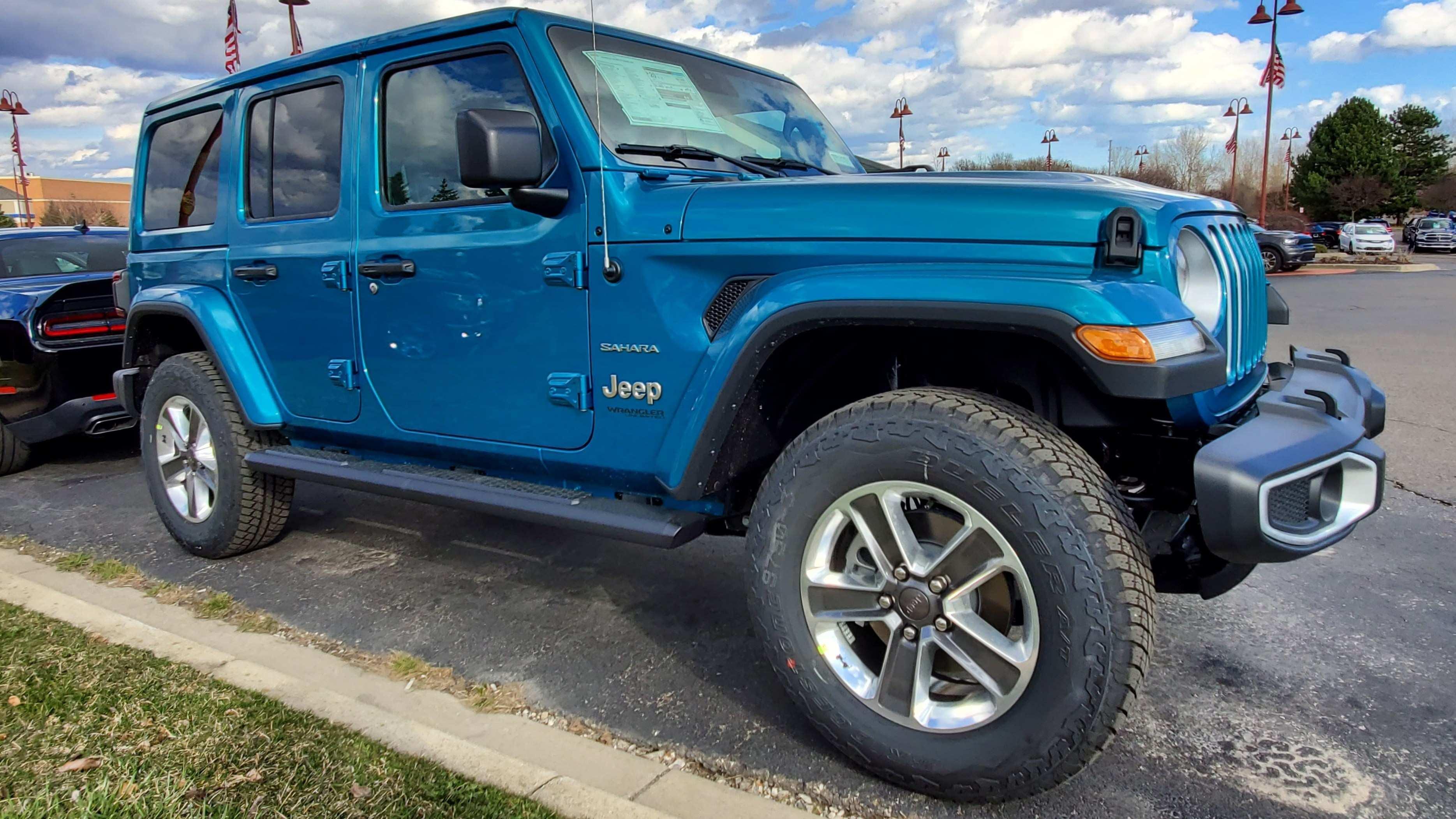 82 Concept of Jeep Jl Colors 2020 Reviews by Jeep Jl Colors 2020