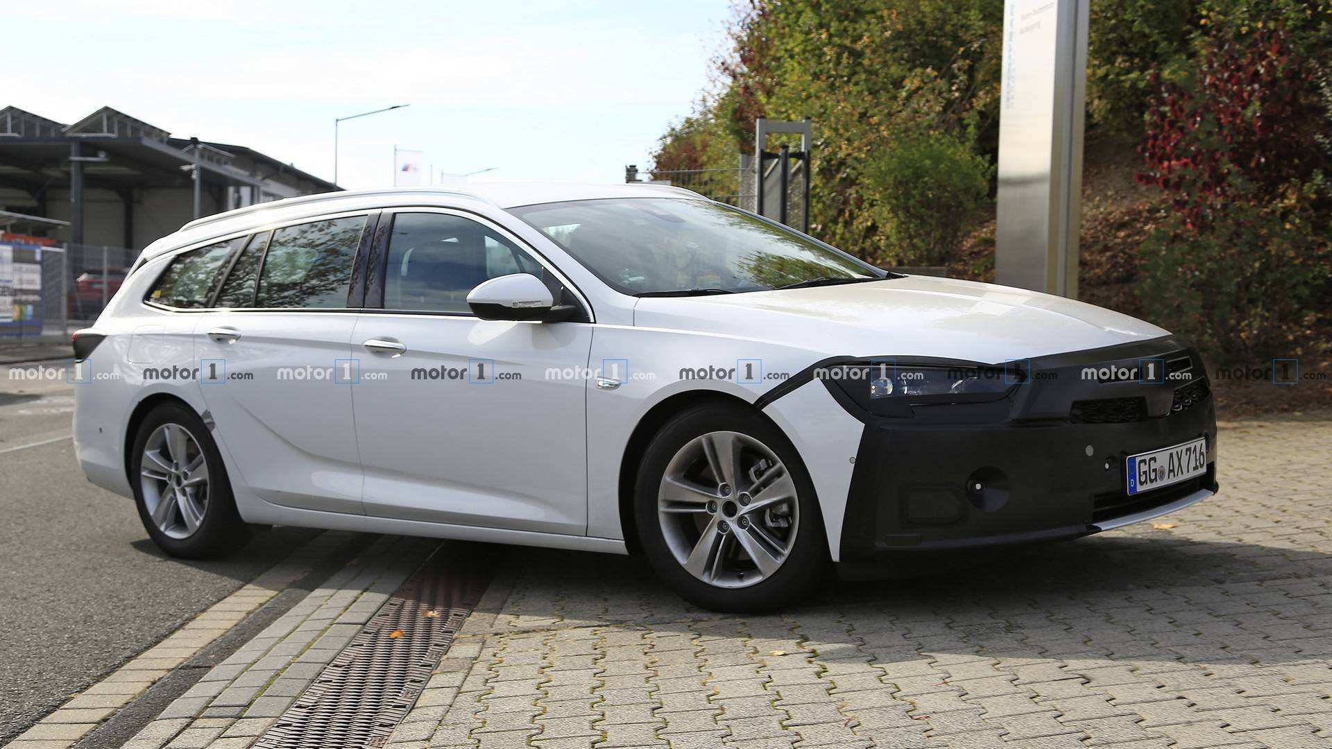 82 Concept of Opel Insignia Grand Sport 2020 Release Date for Opel Insignia Grand Sport 2020