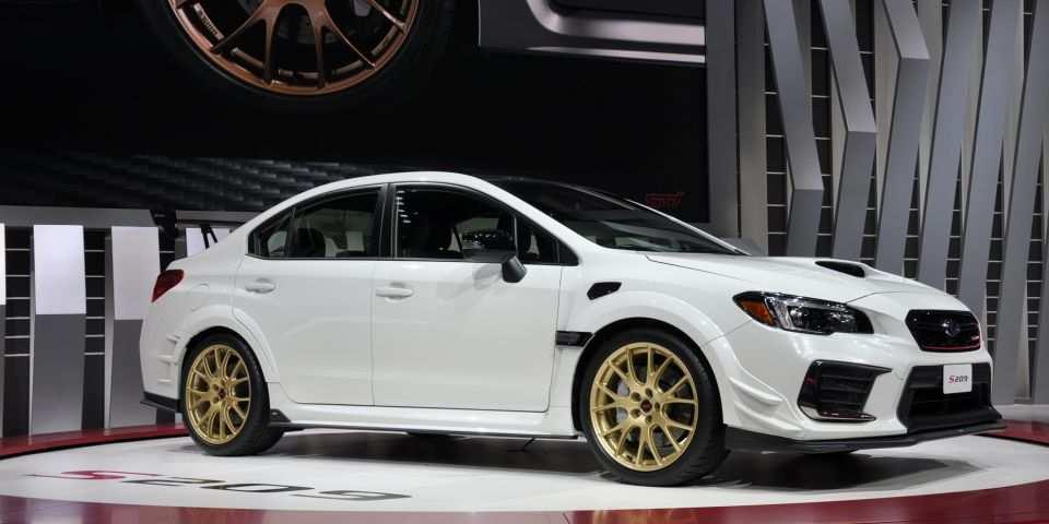 82 Concept of Subaru Sti 2020 Prices with Subaru Sti 2020