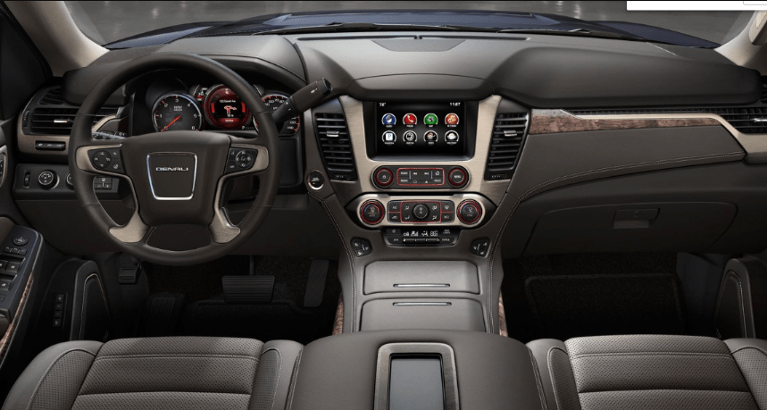 82 Gallery of 2020 Gmc Yukon Denali Interior Spy Shoot by 2020 Gmc Yukon Denali Interior