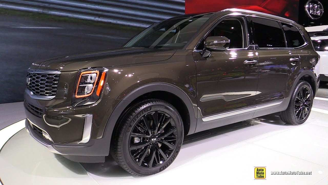 82 Gallery of 2020 Kia Telluride Sx Interior Model by 2020 Kia Telluride Sx Interior