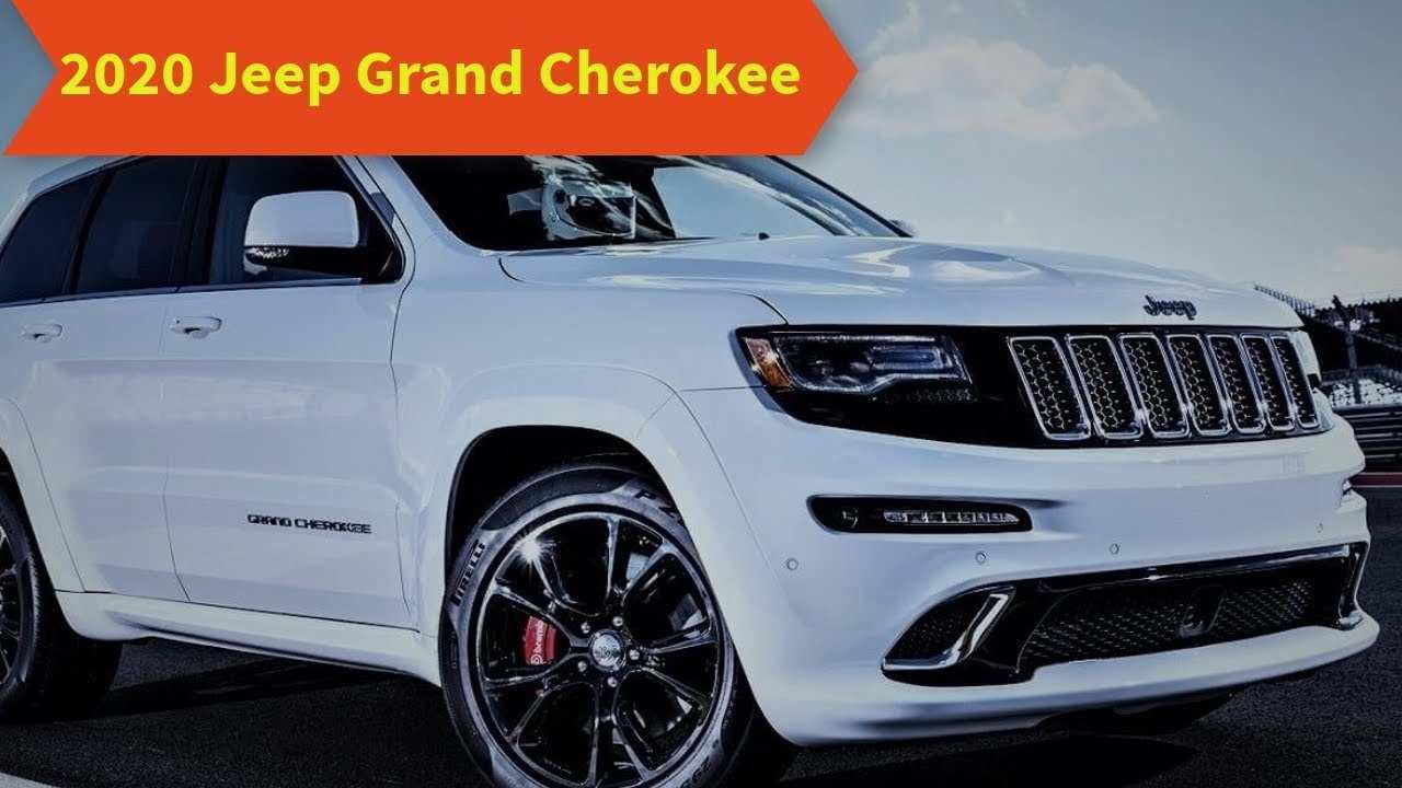 82 Gallery of Jeep Grand Cherokee 2020 Spy Shots Interior by Jeep Grand Cherokee 2020 Spy Shots