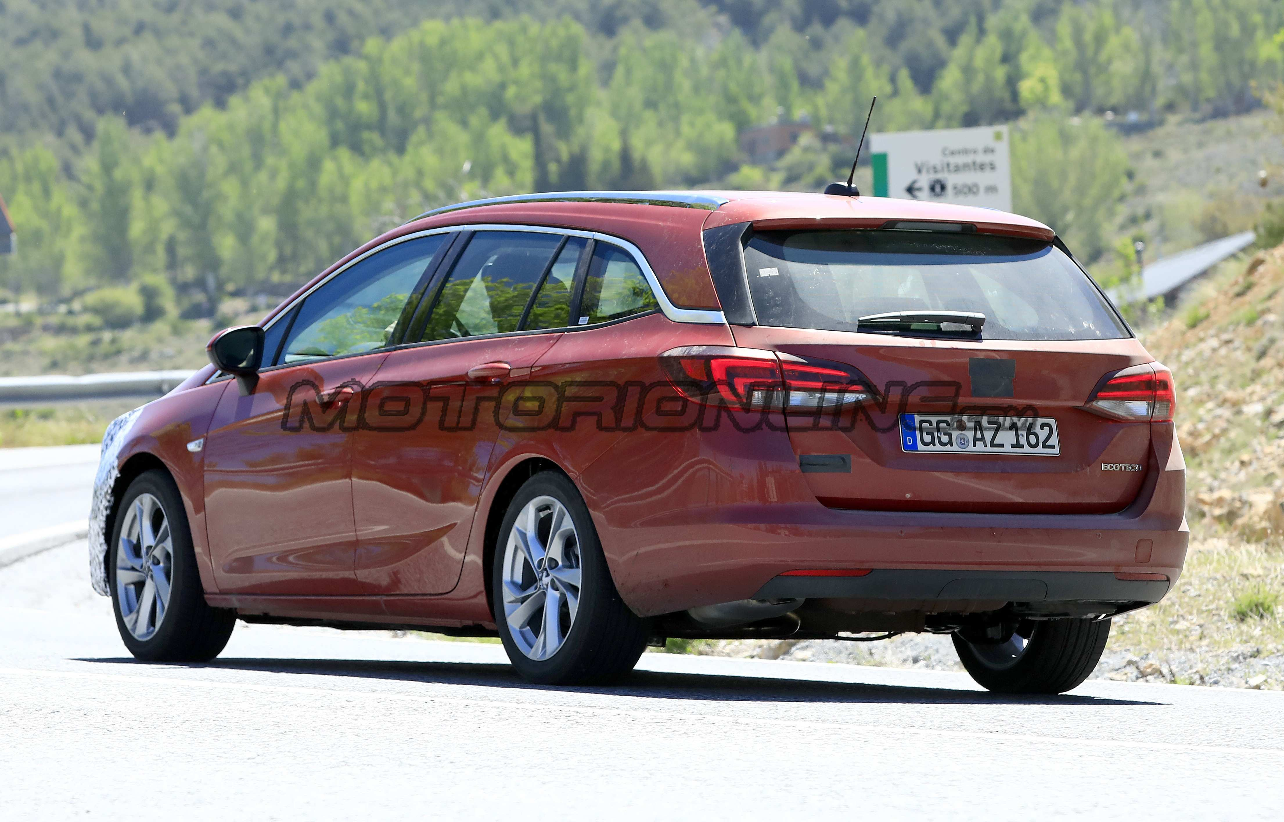 82 Gallery of Opel Astra Sportstourer 2020 Review for Opel Astra Sportstourer 2020