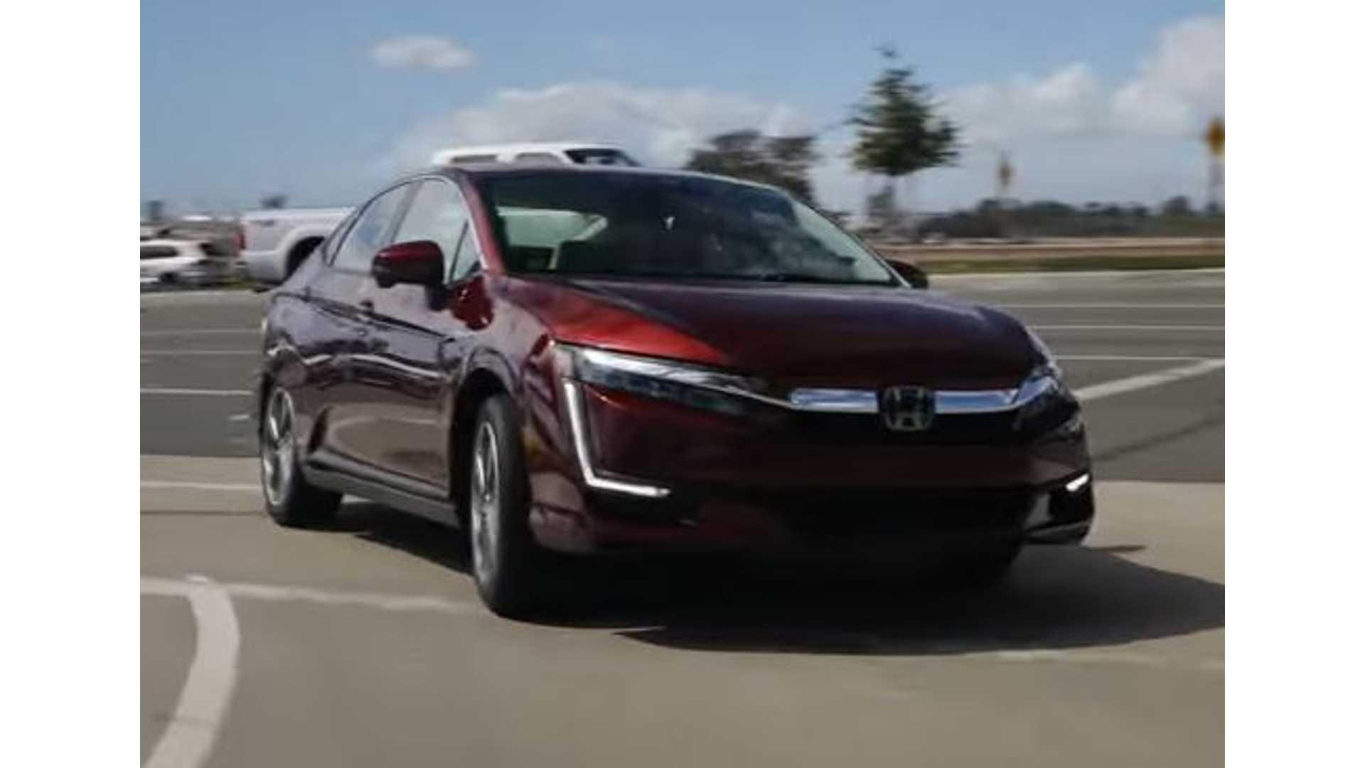 82 Great 2020 Honda Clarity Plug In Hybrid History by 2020 Honda Clarity Plug In Hybrid