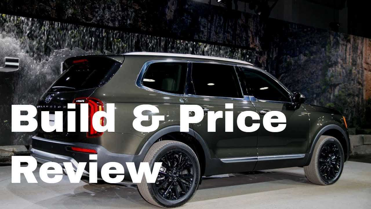82 Great 2020 Kia Telluride Build And Price Speed Test with 2020 Kia Telluride Build And Price