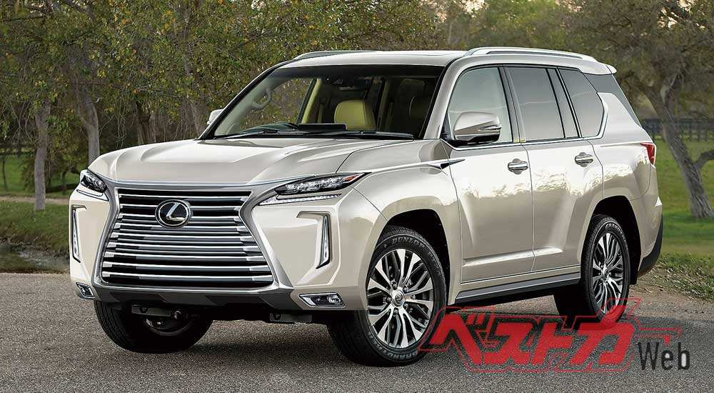 82 Great 2020 Lexus Lx 570 Hybrid Interior with 2020 Lexus Lx 570 Hybrid