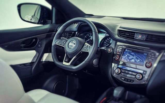 82 Great Nissan Qashqai 2020 Interior Research New with Nissan Qashqai 2020 Interior