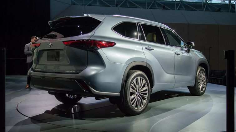 82 Great Toyota Kluger New Model 2020 Rumors by Toyota Kluger New Model 2020