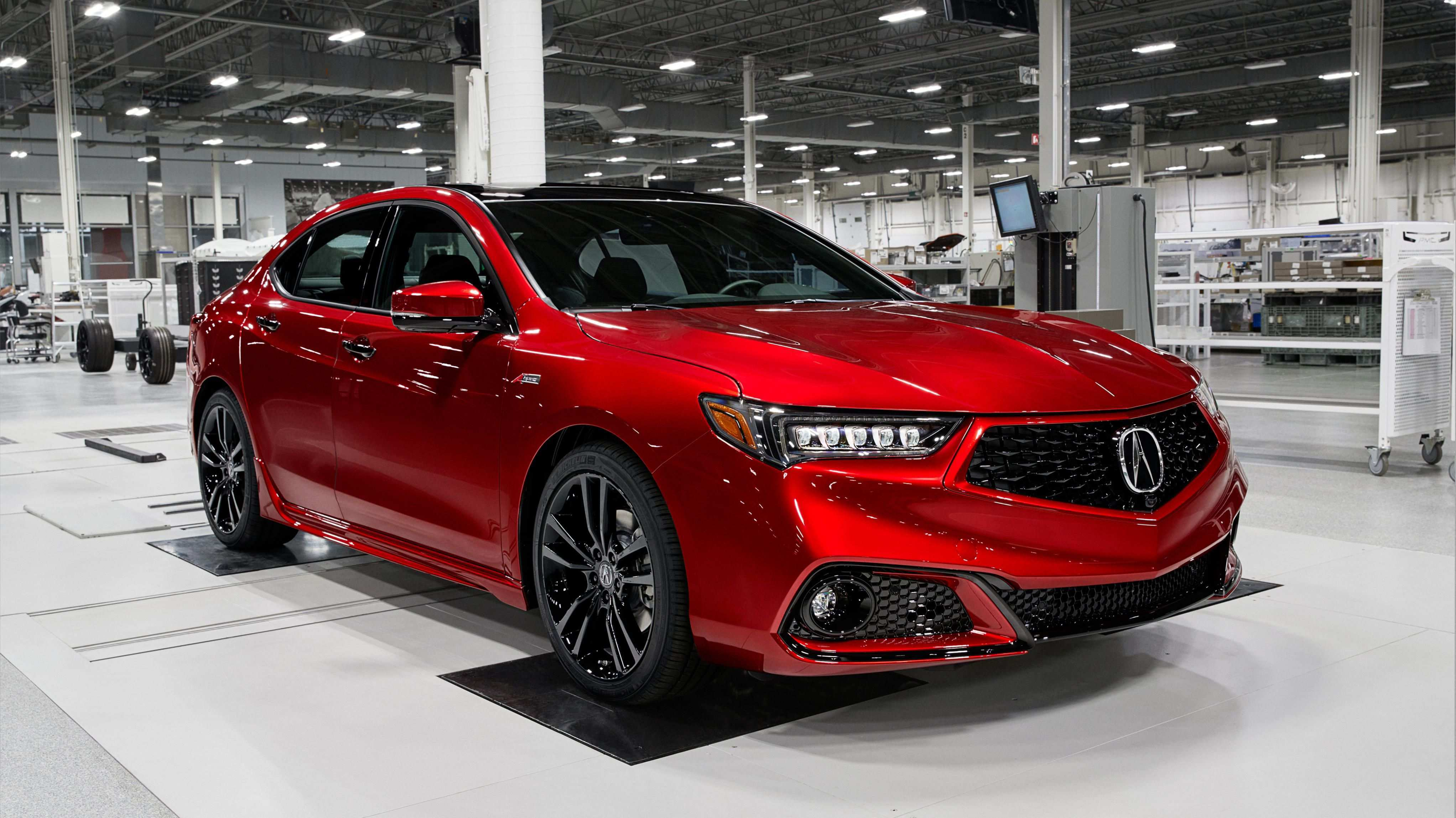 82 New 2020 Acura Tlx Pmc Edition Specs Redesign for 2020 Acura Tlx Pmc Edition Specs