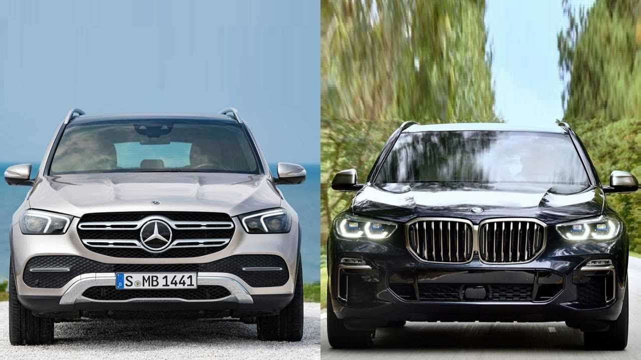 82 New 2020 Gle 350 Vs BMW X5 Rumors by 2020 Gle 350 Vs BMW X5