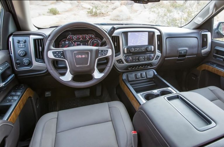 82 New 2020 Gmc Sierra Interior Specs and Review by 2020 Gmc Sierra Interior