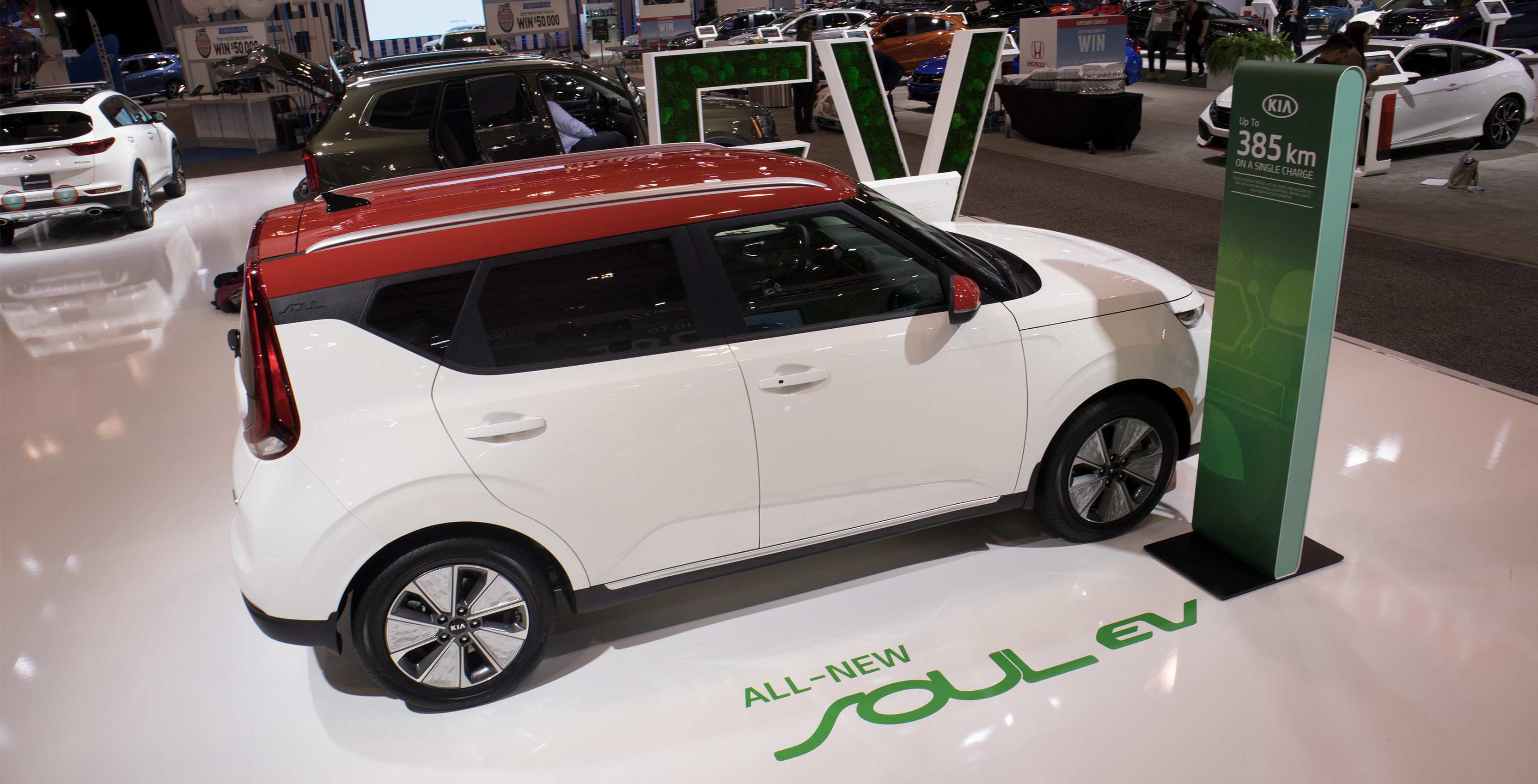 82 New 2020 Kia Soul Ev Price Photos for 2020 Kia Soul Ev Price