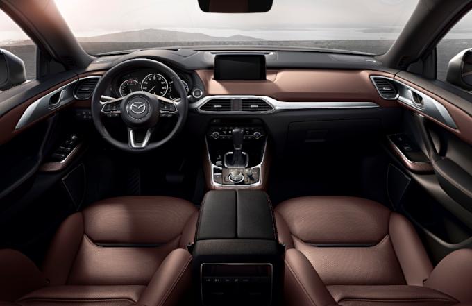 82 New Mazda Cx 9 2020 Interior by Mazda Cx 9 2020
