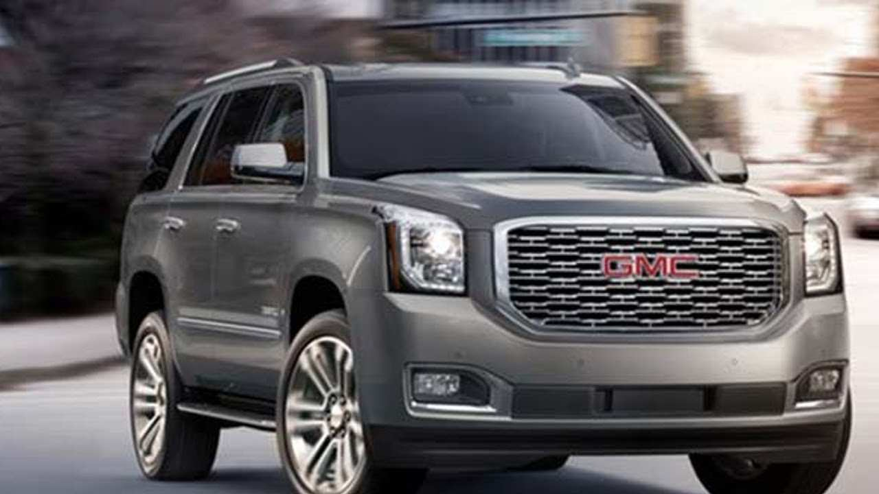 82 New Release Date For 2020 Gmc Yukon Release Date for Release Date For 2020 Gmc Yukon