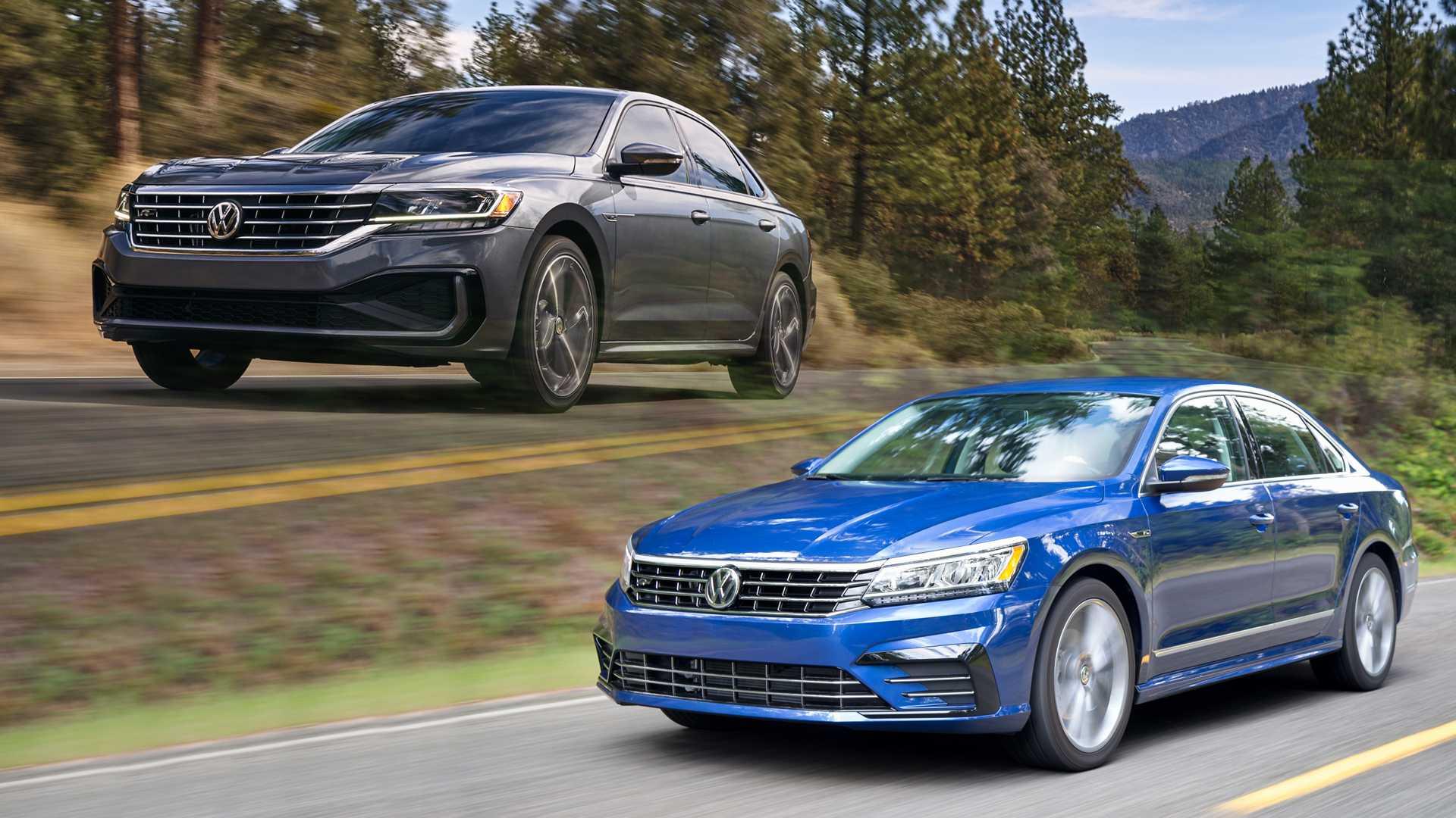 82 New Volkswagen Passat 2020 Interior First Drive by Volkswagen Passat 2020 Interior