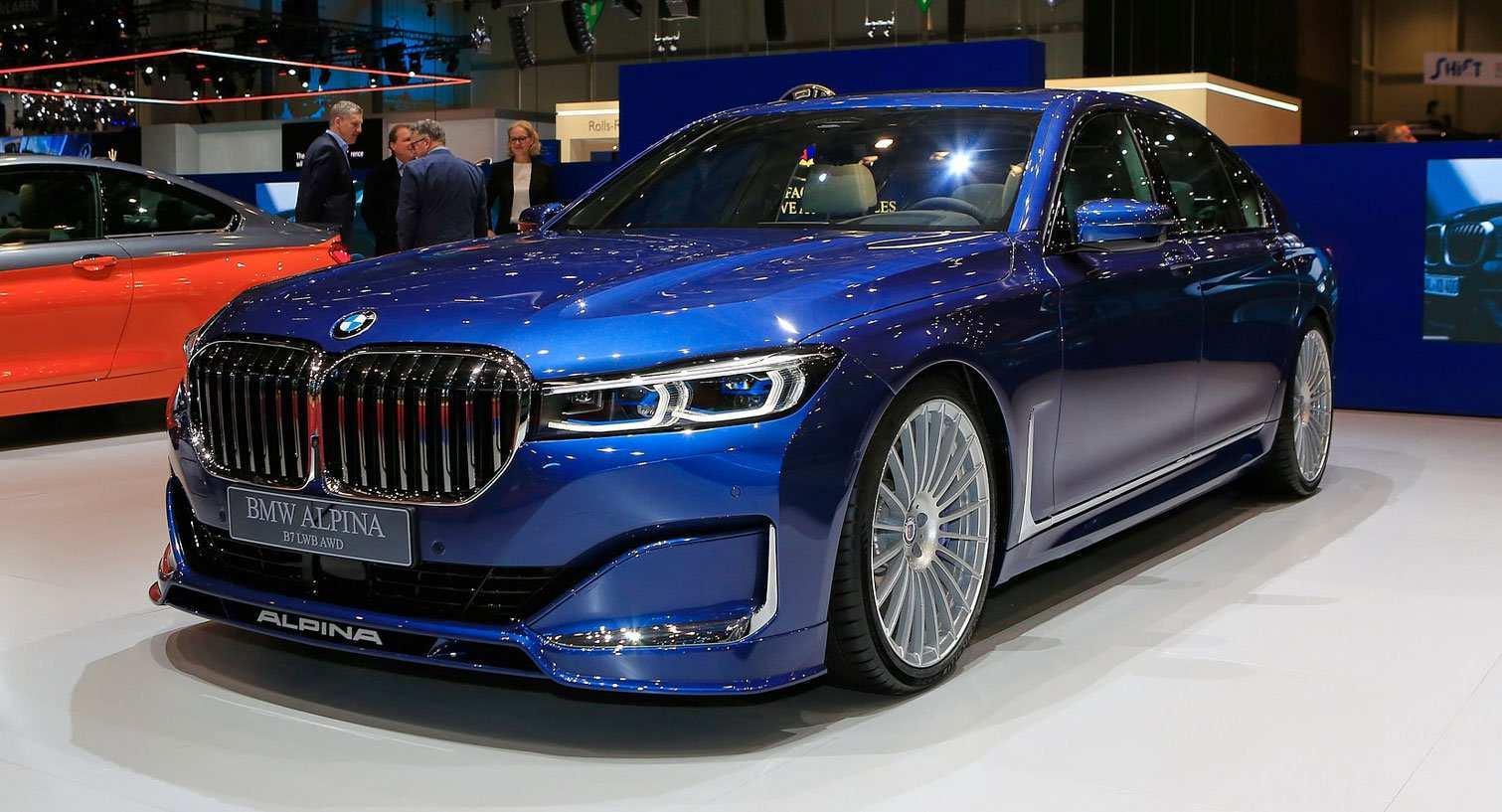 82 The BMW Alpina B7 2020 Price Research New for BMW Alpina B7 2020 Price