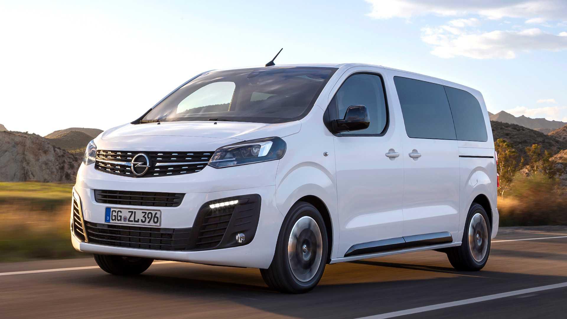 82 The Neuer Opel Vivaro 2020 Redesign for Neuer Opel Vivaro 2020