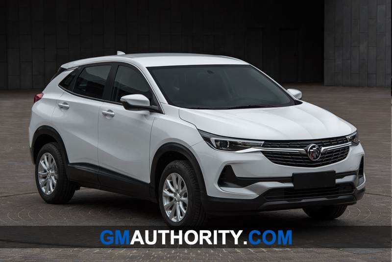 82 The When Will The 2020 Buick Encore Be Available Engine with When Will The 2020 Buick Encore Be Available