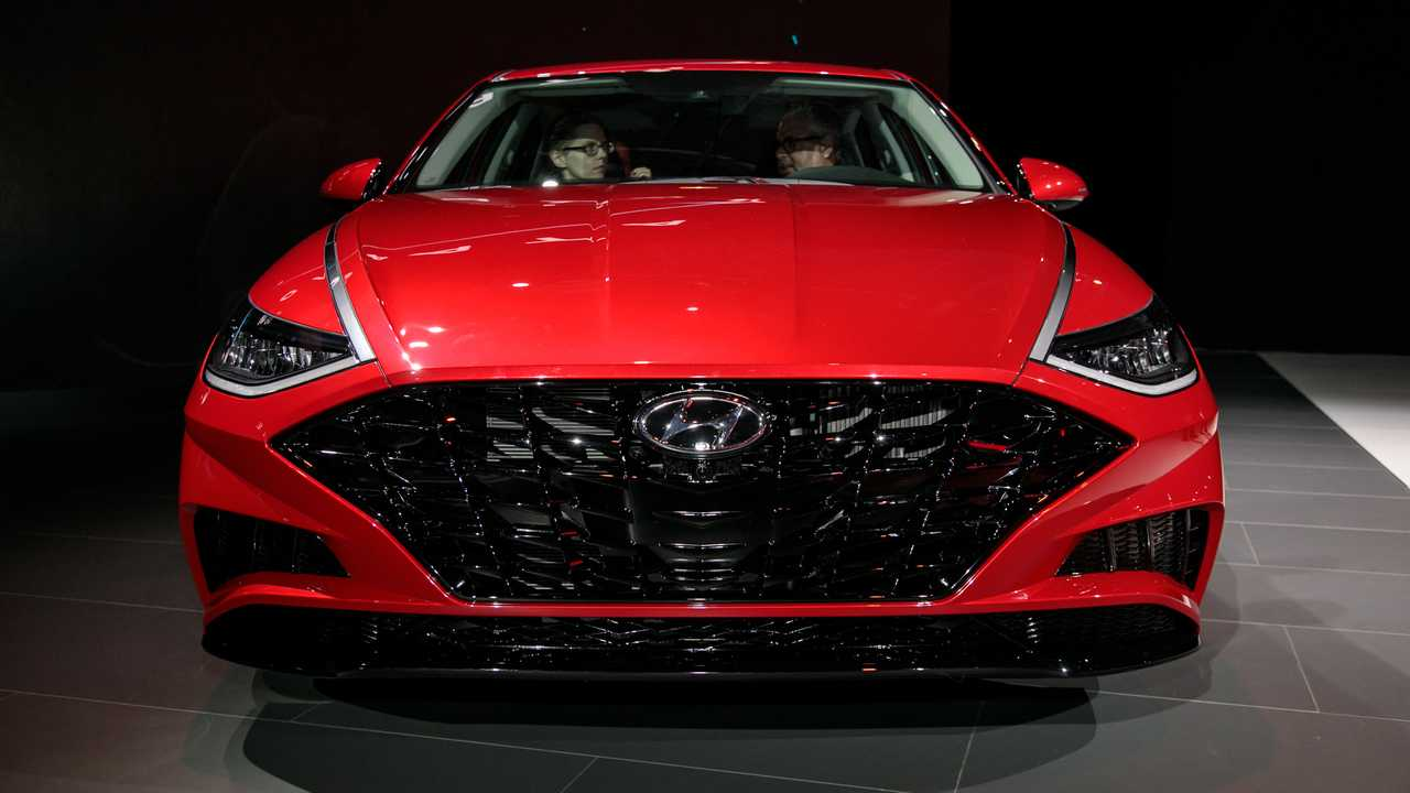 83 All New 2020 Hyundai Sonata N Line Spy Shoot by 2020 Hyundai Sonata N Line