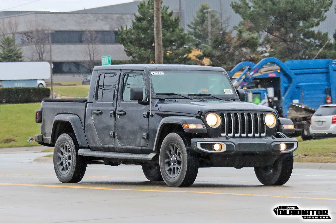 83 All New 2020 Jeep Gladiator Overland Youtube Speed Test for 2020 Jeep Gladiator Overland Youtube