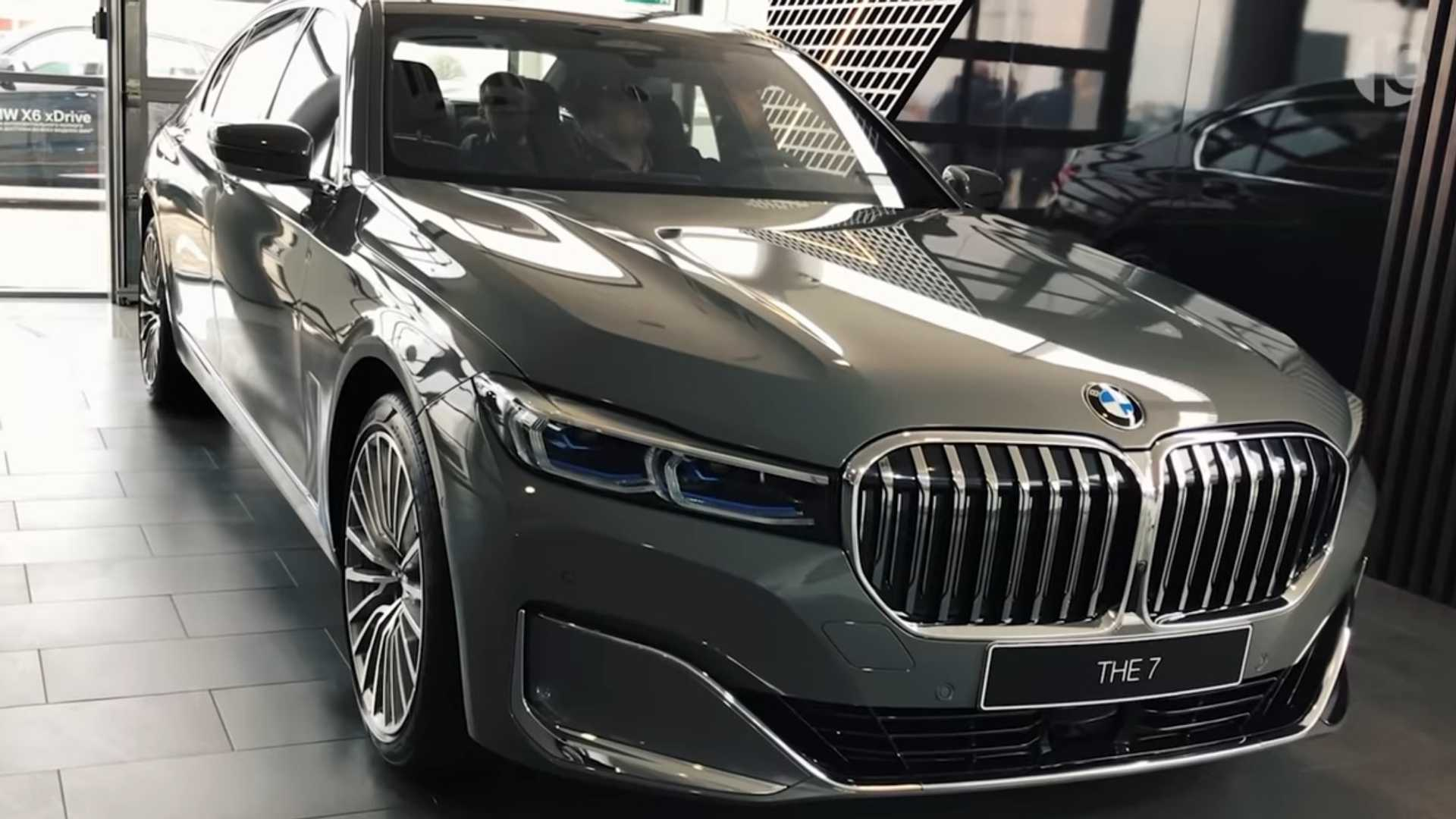 83 All New BMW The 7 2020 New Review by BMW The 7 2020