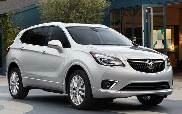 83 Best Review 2020 Buick Envision Changes Release by 2020 Buick Envision Changes