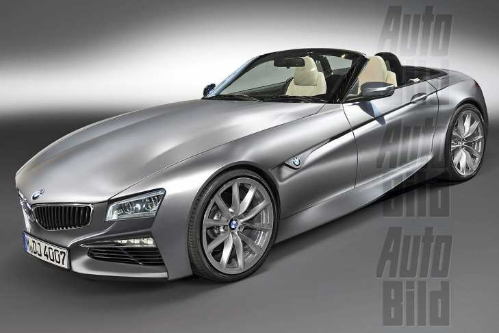 83 Best Review BMW Roadster 2020 Research New with BMW Roadster 2020