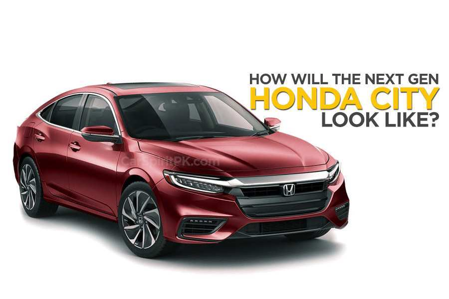 83 Best Review Honda City Next Generation 2020 Price and Review with Honda City Next Generation 2020
