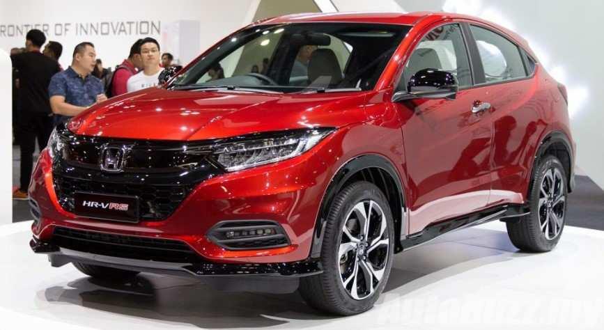 83 Best Review Honda Hrv Turbo 2020 Reviews with Honda Hrv Turbo 2020