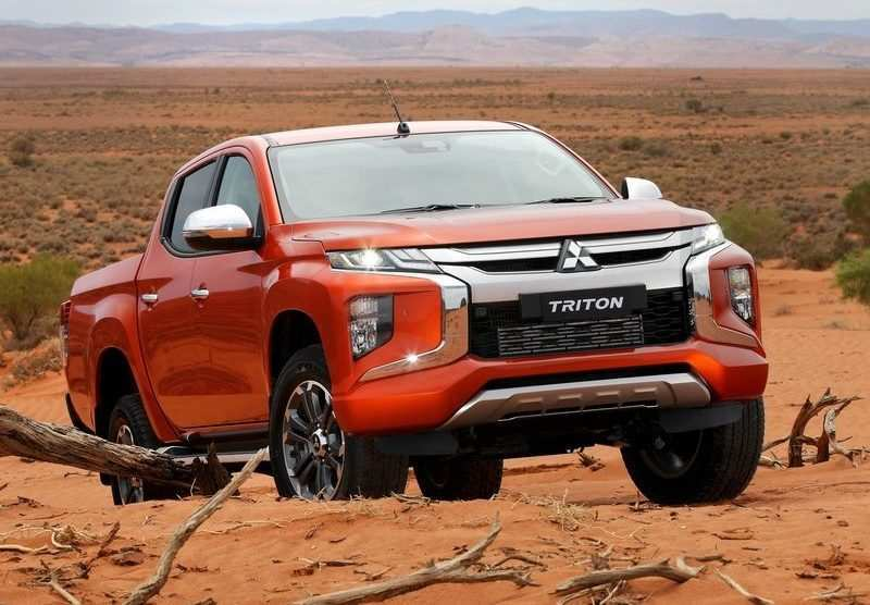 83 Best Review Nova Mitsubishi L200 Triton 2020 Exterior and Interior by Nova Mitsubishi L200 Triton 2020