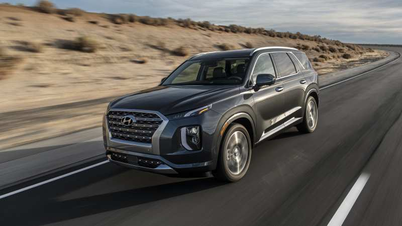 83 Concept of 2020 Hyundai Palisade Trim Levels Exterior with 2020 Hyundai Palisade Trim Levels