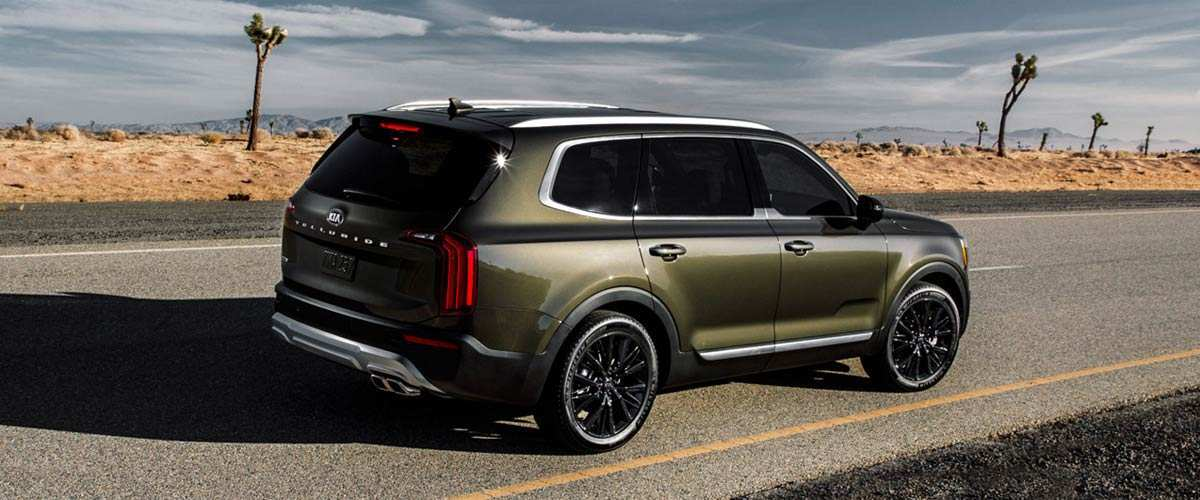 83 Concept of 2020 Kia Telluride Brochure Spy Shoot with 2020 Kia Telluride Brochure