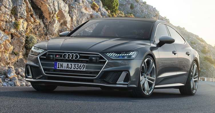 83 Concept of Audi S7 2020 Images with Audi S7 2020