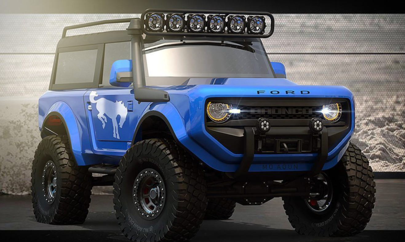 83 Concept of Release Date Of 2020 Ford Bronco Price with Release Date Of 2020 Ford Bronco