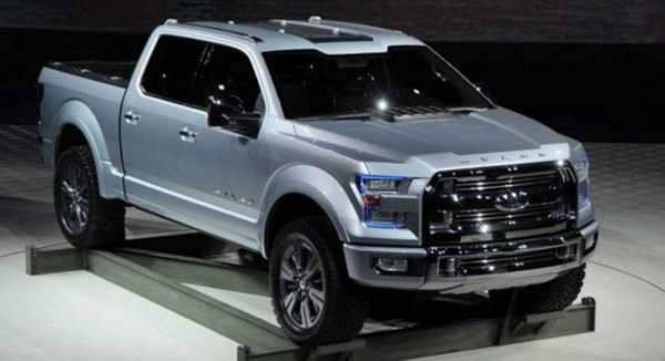 83 Gallery of 2020 Ford F150 Concept Style by 2020 Ford F150 Concept