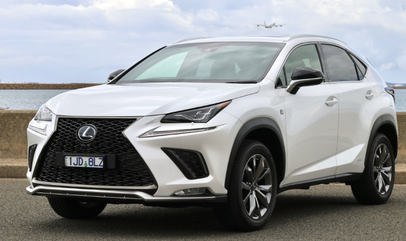83 Gallery of 2020 Lexus Nx Updates Exterior for 2020 Lexus Nx Updates