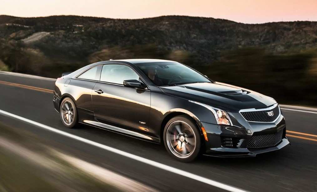 83 Gallery of Cadillac Ats Coupe 2020 Rumors by Cadillac Ats Coupe 2020