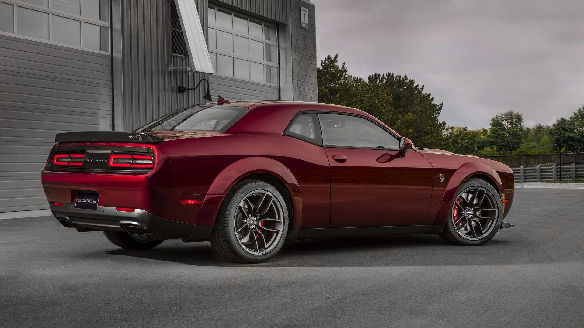 83 Gallery of Dodge Challenger 2020 Specs for Dodge Challenger 2020