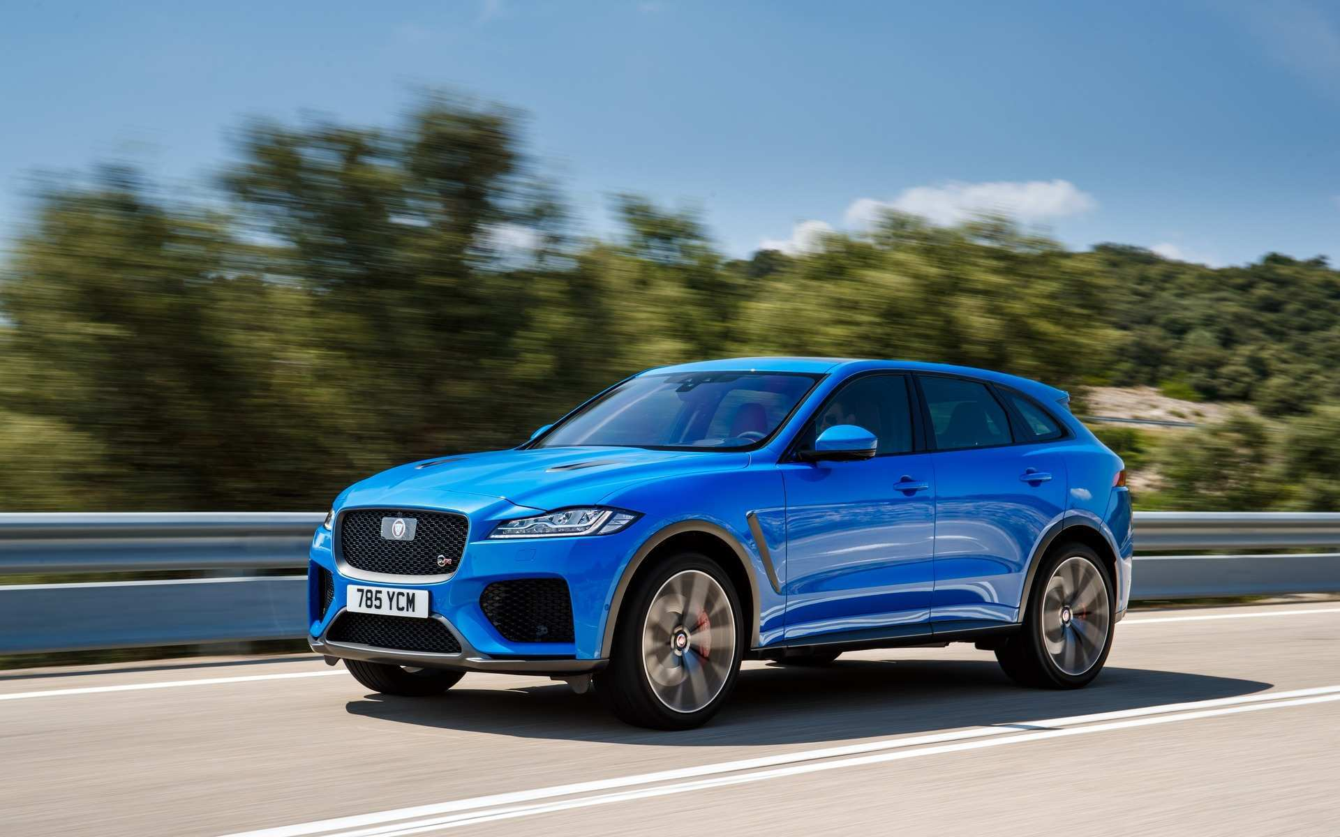 83 Great 2020 Jaguar F Pace Changes Redesign and Concept for 2020 Jaguar F Pace Changes