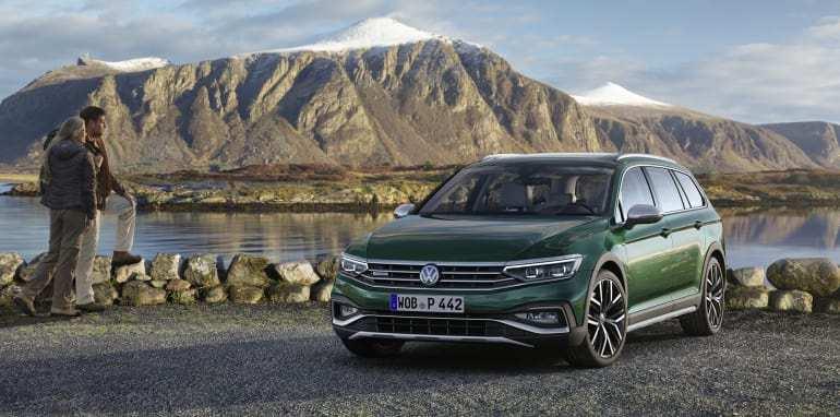 83 Great 2020 Volkswagen Passat Wagon Review by 2020 Volkswagen Passat Wagon