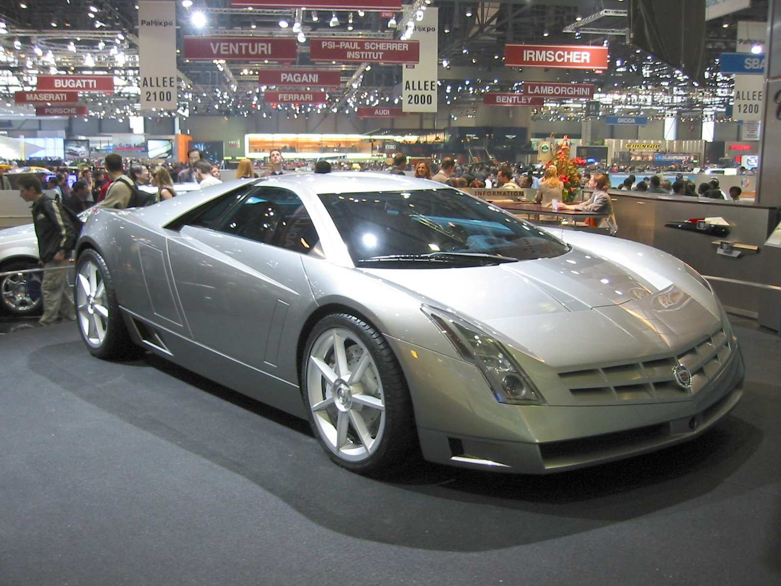 83 Great Cadillac Supercar 2020 Overview with Cadillac Supercar 2020