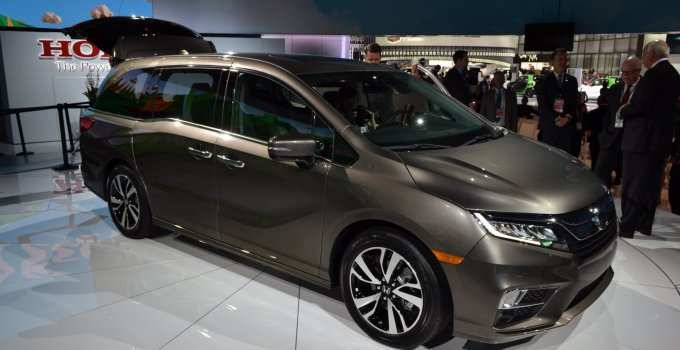 83 Great Honda Odyssey 2020 Australia Redesign and Concept by Honda Odyssey 2020 Australia