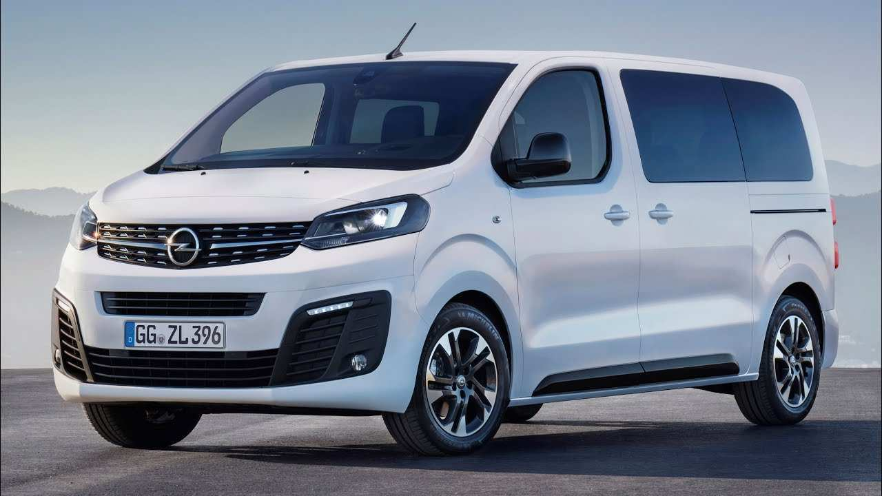 83 Great Opel Van 2020 Release with Opel Van 2020