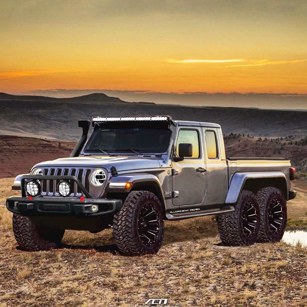 83 New 2020 Jeep Pickup Images by 2020 Jeep Pickup